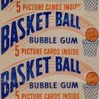 1948 Bowman Basketball Cards