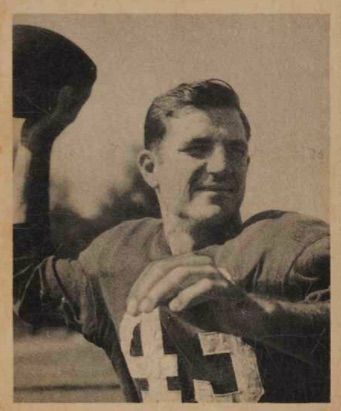 1948 Bowman Football Cards 1