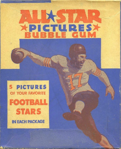 1948 Leaf Football Cards 3
