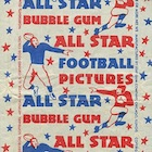 1949 Leaf Football Cards