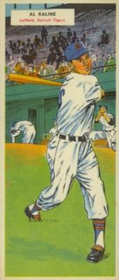Top 10 Al Kaline Baseball Cards 7