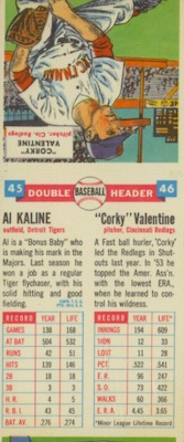 Top 10 Al Kaline Baseball Cards 8