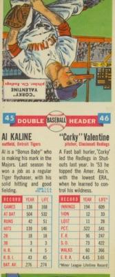 Top 10 Al Kaline Baseball Cards 8