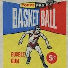 1957-58 Topps Basketball Cards