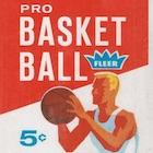 1961-62 Fleer Basketball Cards