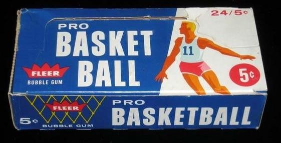 1961-62 Fleer Basketball Cards 4