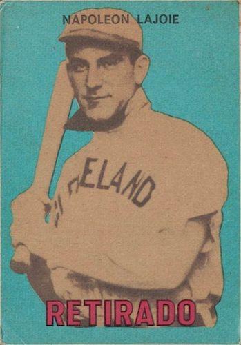 Top 10 Nap Lajoie Baseball Cards 1