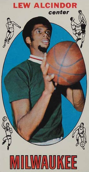 1969-70 Topps Basketball Cards 1