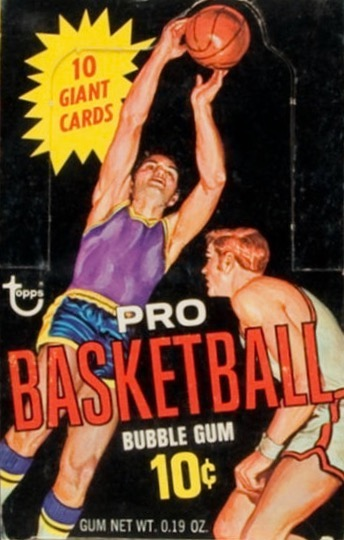 1969-70 Topps Basketball Cards 3