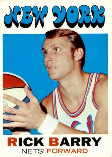 1971-72 Topps Basketball Cards 1