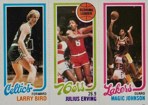 Top 10 Larry Bird Cards of All-Time 1