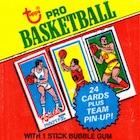 1980-81 Topps Basketball Cards
