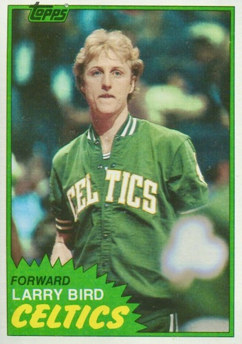 Top 10 Larry Bird Cards of All-Time 2