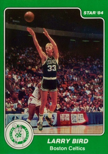 Top 10 Larry Bird Cards of All-Time 3