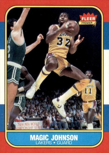 Top 10 Magic Johnson Cards of All-Time 4