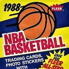 1988-89 Fleer Basketball Cards