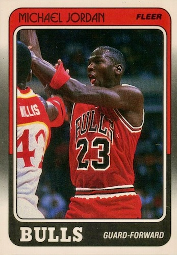 Top 10 Michael Jordan Base Cards of All-Time 2