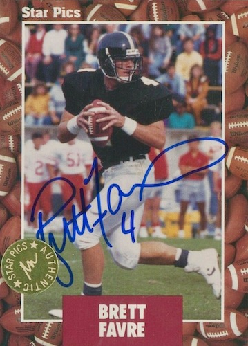 Ultimate Brett Favre Rookie Cards Checklist and Key Early Cards 15