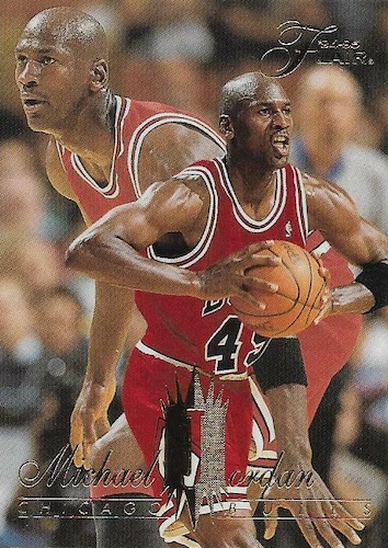 Top 10 Michael Jordan Base Cards of All-Time 5