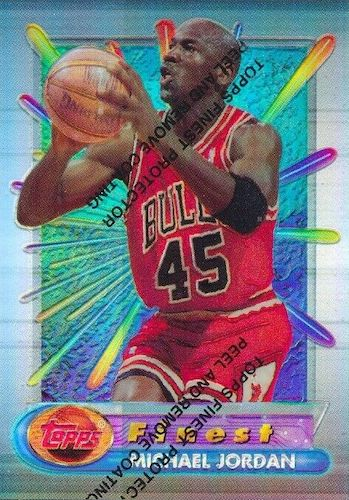 Top 10 Michael Jordan Base Cards of All-Time 4