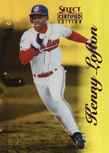 Top 10 Kenny Lofton Baseball Cards 6
