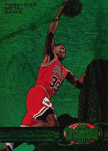 Top Scottie Pippen Cards to Add to Your Collection 9