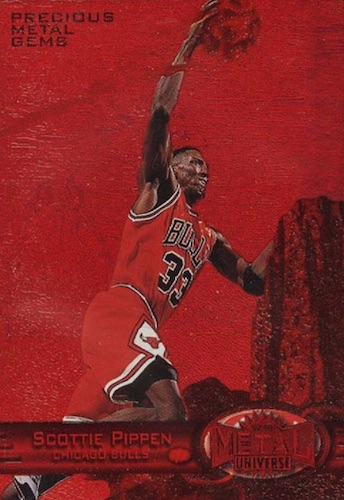 Top Scottie Pippen Cards to Add to Your Collection 8