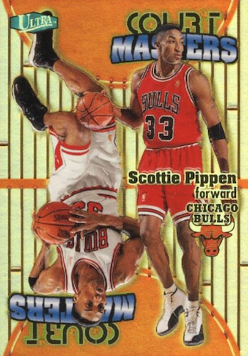Top Scottie Pippen Cards to Add to Your Collection 10