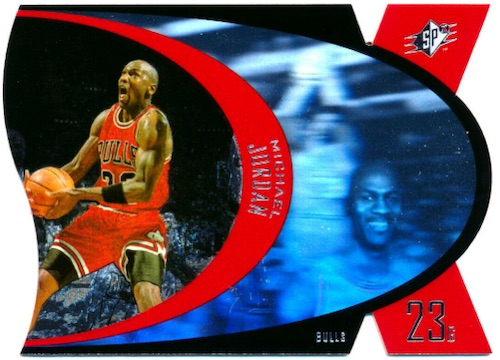 Top 10 Michael Jordan Base Cards of All-Time 7