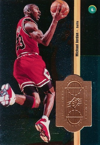 Top 10 Michael Jordan Base Cards of All-Time 8