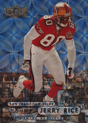Top Jerry Rice Football Cards to Collect 5