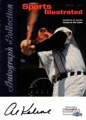 Top 10 Al Kaline Baseball Cards 3