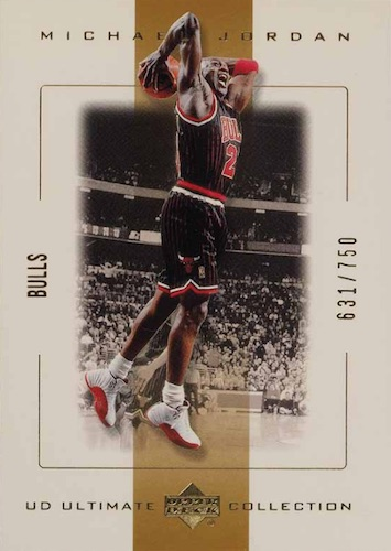 Top 10 Michael Jordan Base Cards of All-Time 9