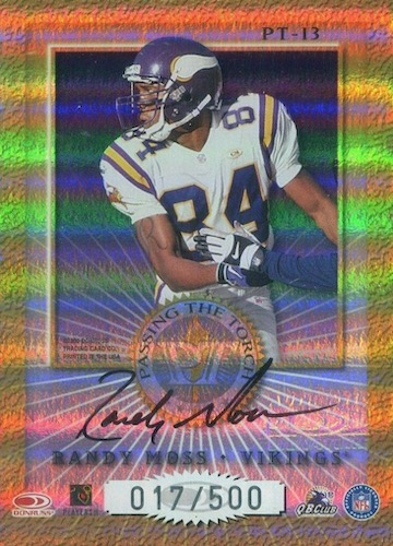Top Jerry Rice Football Cards to Collect 10