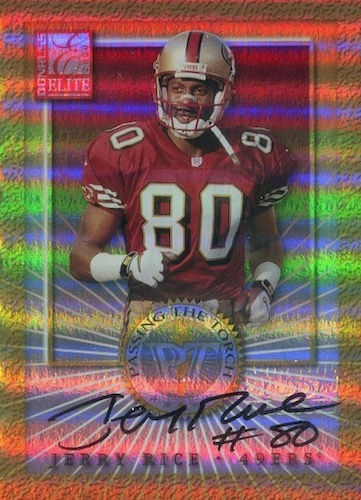 Top Jerry Rice Football Cards to Collect 9