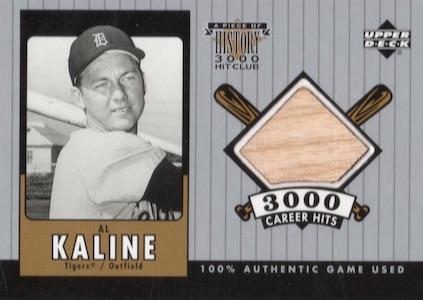 Top 10 Al Kaline Baseball Cards 1