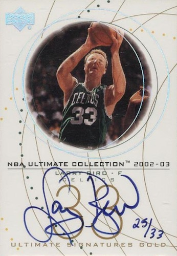 Top 10 Larry Bird Cards of All-Time 9