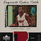Dwyane Wade Rookie Cards and Autograph Memorabilia Buying Guide