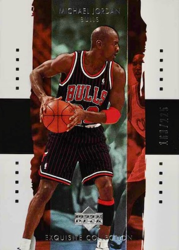 Top 10 Michael Jordan Base Cards of All-Time 10