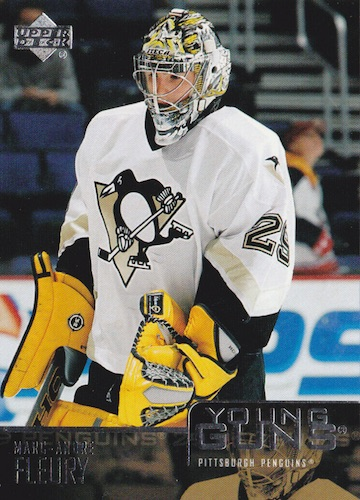 Ultimate Upper Deck Young Guns Checklist and Team Set Guide 11