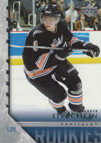 Ultimate Upper Deck Young Guns Checklist and Team Set Guide 13