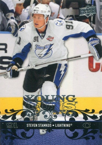 Ultimate Upper Deck Young Guns Checklist and Team Set Guide 16