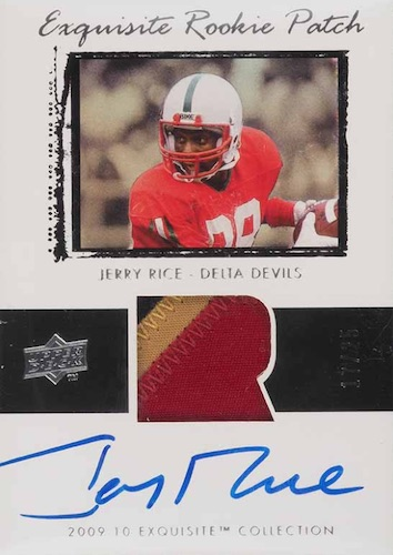 Top Jerry Rice Football Cards to Collect 12