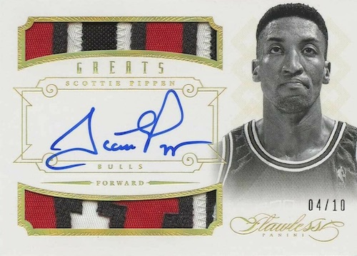 Top Scottie Pippen Cards to Add to Your Collection 12