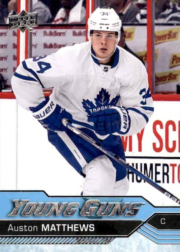 Ultimate Upper Deck Young Guns Checklist and Team Set Guide 24
