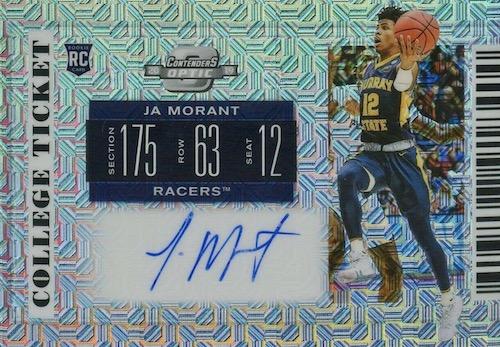 Hottest Ja Morant Cards on eBay 1
