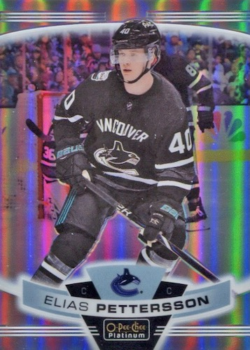 2019-20 O-Pee-Chee Platinum Hockey Cards 9