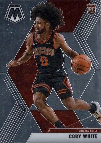 2019-20 Panini Mosaic Basketball Variations Checklist and Gallery 7