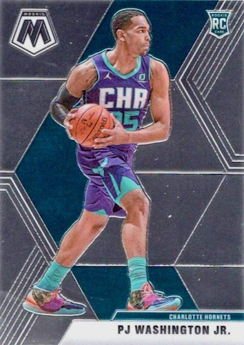 2019-20 Panini Mosaic Basketball Variations Checklist and Gallery 11