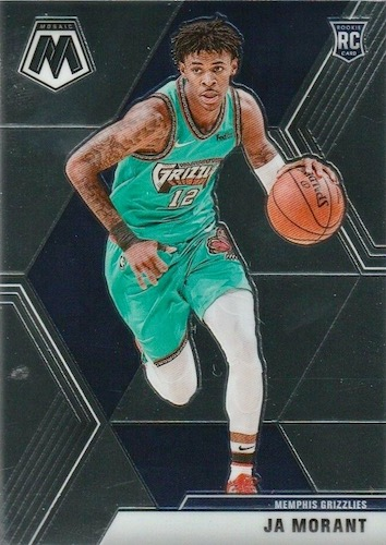 2019-20 Panini Mosaic Basketball Variations Checklist and Gallery 13